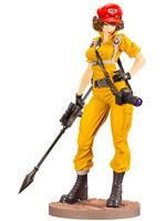 G.I. Joe Bishoujo - Lady Jaye (Canary Ann Color Version) - 1/7