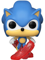 Funko POP! Games: Sonic the Hedgehog - Running Sonic
