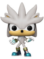 Funko POP! Games: Sonic the Hedgehog - Silver the Hedgehog