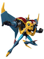 Gaiking: Legend of Daiku-Maryu - Raiking Moderoid Plastic Model Kit