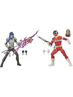 Power Rangers Lightning Collection - In Space Red Ranger vs. Astronema
