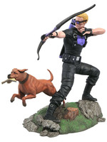 Marvel Comic Gallery - Hawkeye with Pizza Dog