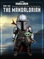 Star Wars - The Mandalorian Egg Attack