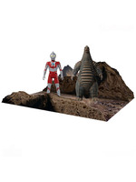 Ultraman - Ultraman & Red King 5 Points Boxed Set
