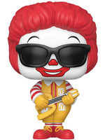 Funko POP! Ad Icons: McDonald's - Rock Out Ronald