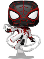Funko POP! Heroes: Spider-Man - Miles Morales Track Suit
