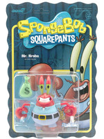 SpongeBob SquarePants - Mr Krabs - ReAction