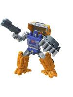 Transformers Kingdom War for Cybertron - Huffer Deluxe Class