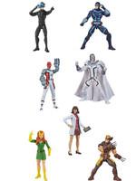 Marvel Legends X-Men - 2021 Wave 1 (Tri Sentinel BaF)