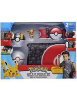 Pokémon - Clip 'N' Go Pokéball Bandolier Set - Eevee
