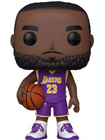 Super Sized POP! Basketball: L.A. Lakers - LeBron James