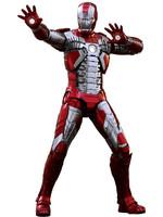 Iron Man 2 - Diecast Iron Man Mark V MMS - 1/6