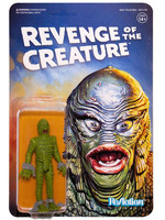 Universal Monsters - Revenge of the Creature - ReAction