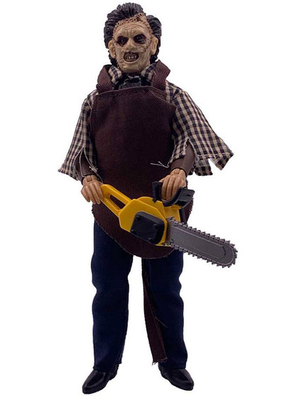 Texas Chainsaw Massacre - Leatherface MEGO - SKADAD FÖRPACKNING