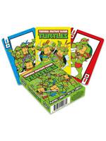 Teenage Mutant Ninja Turtles - Cartoon Playing Cards