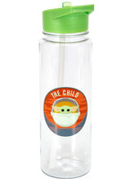 Star Wars: The Mandalorian - The Child Water Bottle with Stickers