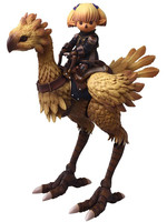 Final Fantasy XI - Shantotto & Chocobo