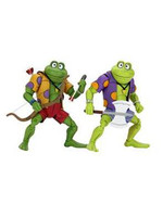 Turtles - Genghis & Rasputin Frog 2-Pack