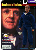 The Silence of the Lambs - Hannibal Lecter 2 MEGO Action Figure