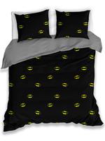 Batman - Logos Duvet Set (2 Pillowcases) - 160 x 200 cm