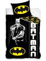 Batman - Black and White Duvet Set - 160 x 200 cm