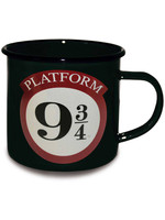 Harry Potter - Platform 9 3/4 Enamel Mug