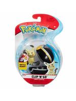 Pokémon - Clip 'N' Go Luxury Ball - Mimikyu