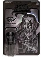 King Diamond - Black-on-Black Metal King Diamond - ReAction