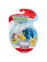 Pokémon - Clip 'N' Go Great Ball - Pikachu