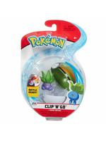 Pokémon - Clip 'N' Go Nest Ball - Oddish