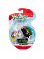 Pokémon - Clip 'N' Go Dusk Ball - Litwick