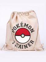 Pokémon - Pokémon Trainer Draw String Bag