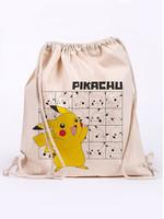 Pokémon - Pikachu Draw String Bag