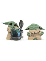 Star Wars Mandalorian Bounty Collection - The Child 2-Pack (Curious Child & Meditation)