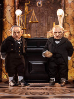 Harry Potter - Gringotts Head Goblin & Griphook - My Favourite Movie Action Figure 1/6