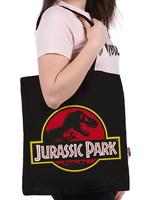 Jurassic Park - Jurassic Park Logo Tote Bag