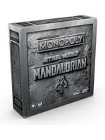 Star Wars - The Mandalorian Monopoly (English Version)