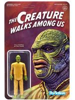 Universal Monsters - The Creature Walks Among Us - ReAction