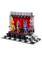FIVE NIGHTS AT FREDDY'S - Deluxe Concert Stage Large Construction Set