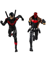 DC Multiverse - Nightwing & Red Hood 2-pack