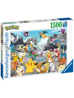 Pokemon - Classics Jigsaw Puzzle (1500 pieces)