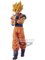 Dragonball Z - Solid Edge Works Super Saiyan Son Goku
