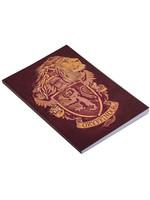 Harry Potter - Notebook Gryffindor