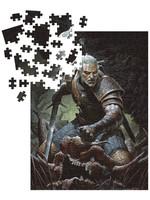 The Witcher 3: Wild Hunt - Geralt Puzzle