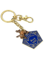 Harry Potter - Chocolate Frog Keychain (gold plated)