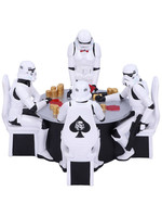 Star Wars - Stormtrooper Poker Face Diorama