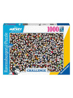 Disney - Mickey Mouse Challenge Jigsaw Puzzle (1000 pieces)