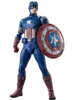 Avengers - Captain America (Avengers Asseble Edition) - S.H. Figuarts