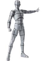 Body Kun Wireframe Gray Color Version - S.H. Figuarts