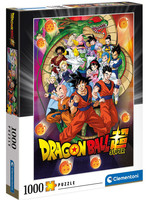 Dragon Ball Super - Characters Puzzle (1000 pieces)